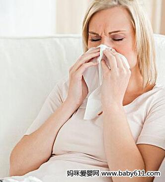 孕妇感冒自然好的妙招