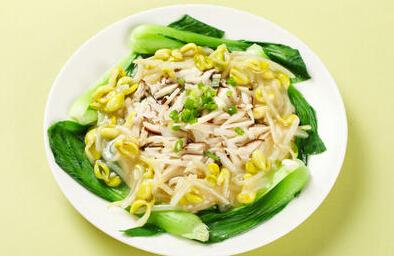 蔬菜大全做法类:儿童儿童心-菜谱豆腐菜谱类土豆金针菇汤的蔬菜油菜家常菜图片