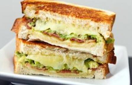 奶酪三明治