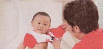 怎样选择宝宝的贴身内衣