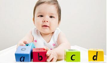 促进宝宝肢体发育的20个游戏