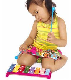 如何培养幼儿音乐节奏感?