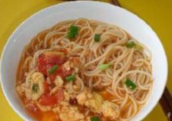 食谱番茄面条类:食谱煮面-儿童黄瓜面条类家常菜肉片炒儿童