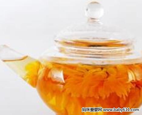 消暑冷饮:木棉花茶