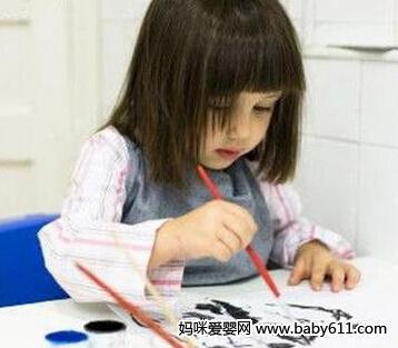 孩子学画画创意比素描更重要