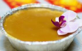 摩卡娱乐在线食谱西式糕点:椰汁年糕
