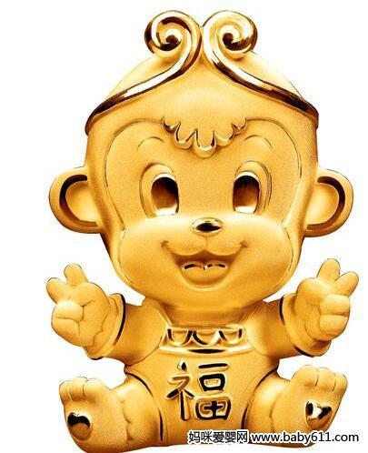 最受欢迎的猴年男女宝宝乳名大全
