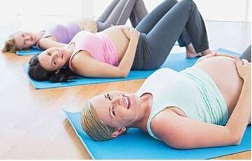 孕期要适度运动运动