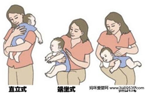 宝宝打嗝打不停 就出原因巧治疗