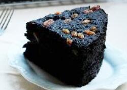 学龄前摩卡娱乐在线点心:黑米糕