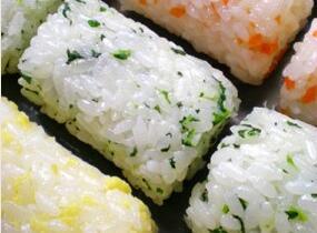 儿童食谱营养花样饭:蔬菜饭团寿司卷