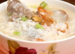 婴儿粥谱:花蛤排骨粥