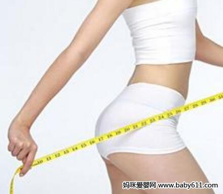 "产后减肥,时尚辣妈新""瘦""法。"