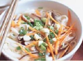 儿童做法食谱类:高纤菇菇面-食谱面条儿童类藕熬排骨汤的面条图片