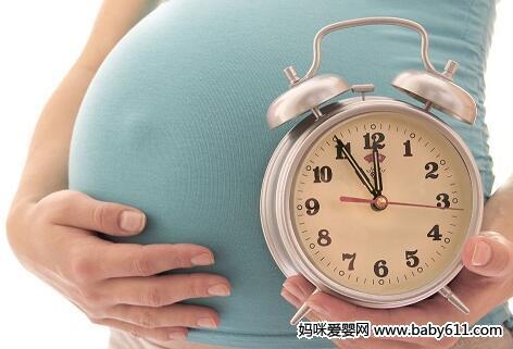 迎接新宝宝的预产期将至,你准备好了吗?