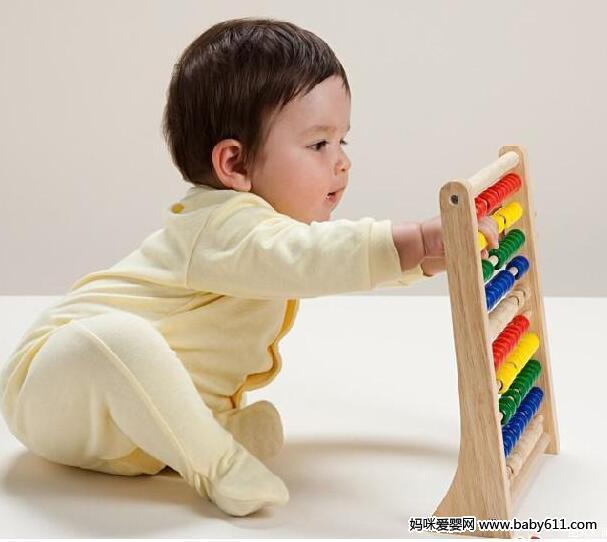 早教可防治宝宝的智力低下