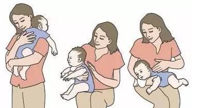 新生儿吐奶及正确吃奶法