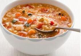 婴儿补钙食谱:鱼泥青菜番茄粥