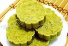 摩卡娱乐在线食谱西式糕点:麻油绿豆糕