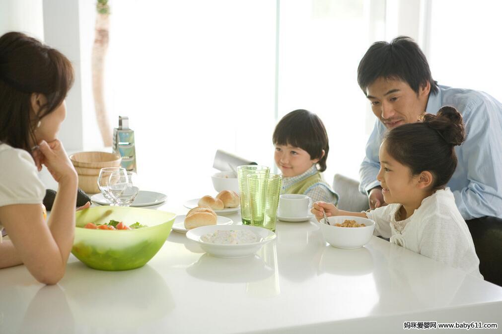 日本重视儿童早餐 基本法强制从小接受食物教育