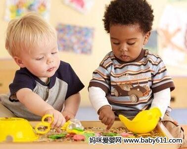 视觉刺激游戏可以开启宝宝智力