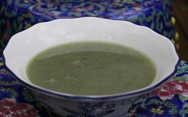 消暑绿豆沙