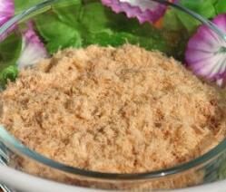 婴儿补钙食谱:原味肉松
