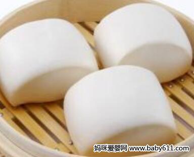 孕妇安胎食谱:砂仁馒头