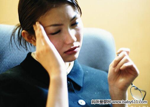 产后抑郁症症状 掌握最佳的治疗方法