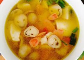 儿童菜谱汤类:魔鬼汤