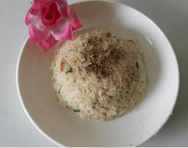 雪白菇鸡肉炖饭
