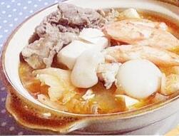 sxda童菜谱海鲜类:韩式泡菜海鲜锅