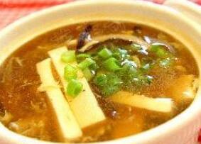 儿童菜谱汤类:酸辣汤