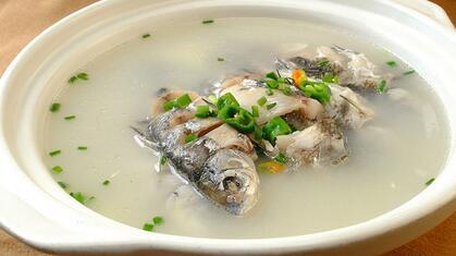 孕妇感冒能喝鲫鱼汤吗