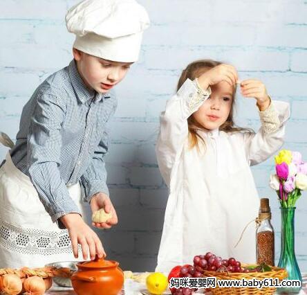 婴幼儿少吃这5种食物 影响大脑发育