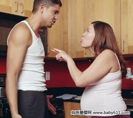 孕妇情绪容易激动