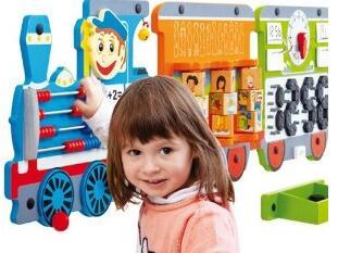 游戏可以锻炼孩子动作的协调性