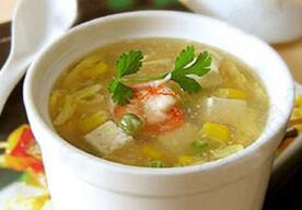摩卡娱乐在线菜谱汤类:山药豆腐汤