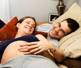 心情胎教有助于胎儿性格良好的发展