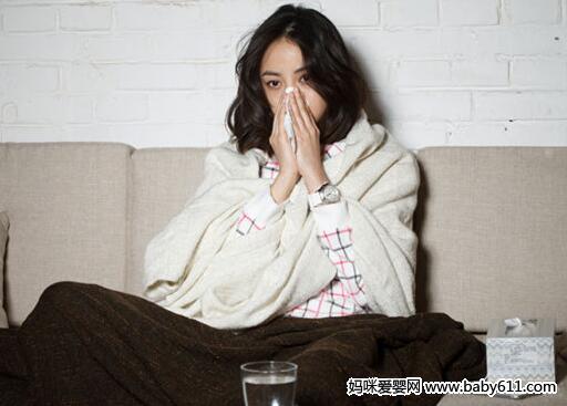 孕妇感冒咳嗽对胎儿有影响吗?