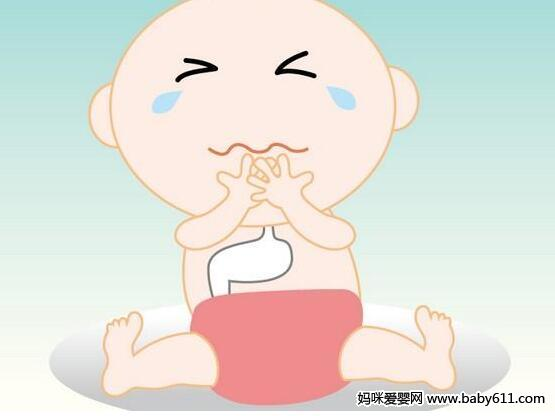 婴儿吐奶的真正原因
