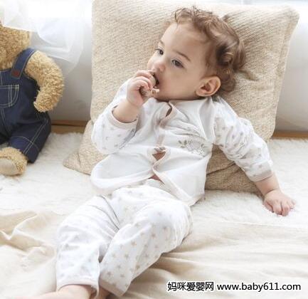 宝宝内衣选购注重4个细节