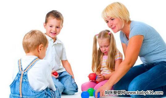 三岁宝宝入园需看准幼儿园择园渠道
