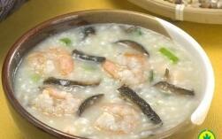 黄花菜香菇营养粥