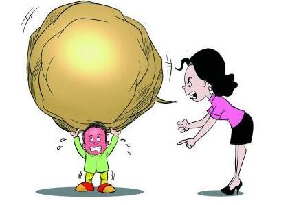 孩子心理不健康 根源在父母身上
