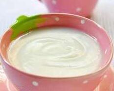 婴儿补钙食谱:婴儿米糊