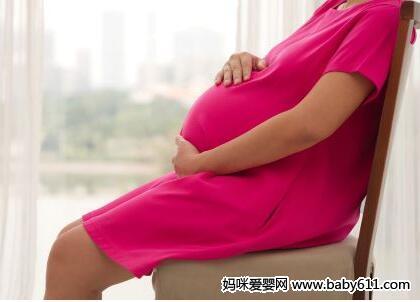 孕晚期准妈妈应掌握这些最佳姿势