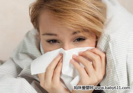 孕期感冒别用药 中医教你护理方法
