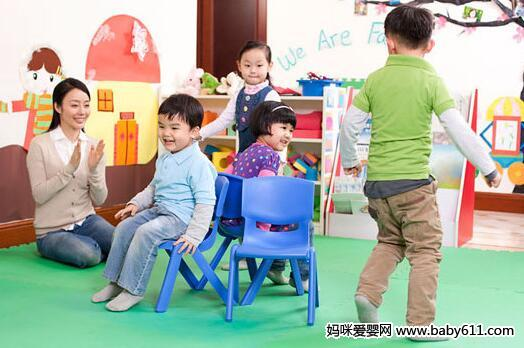 给孩子择园一定要找个有责任感的老师