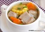 摩卡娱乐在线菜谱汤类:排骨鲜蔬汤